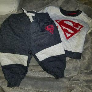 New infant set